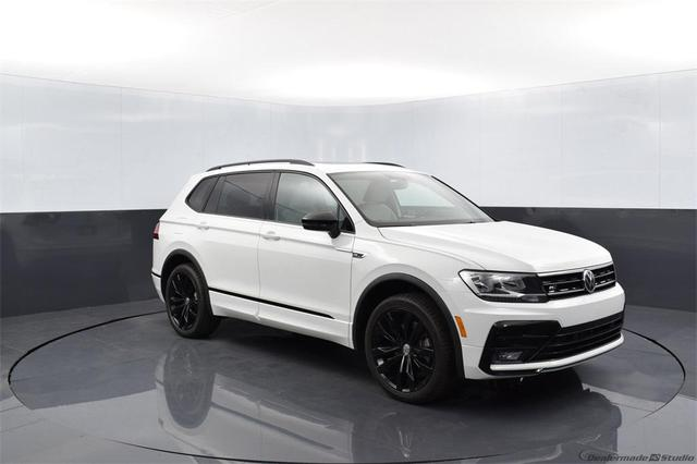 new 2021 Volkswagen Tiguan car, priced at $32,247