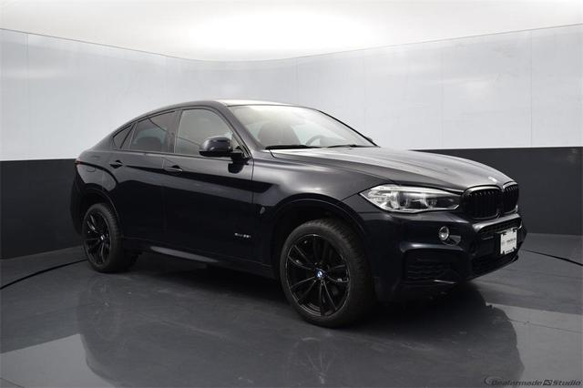 used 2017 BMW X6 car, priced at $41,995