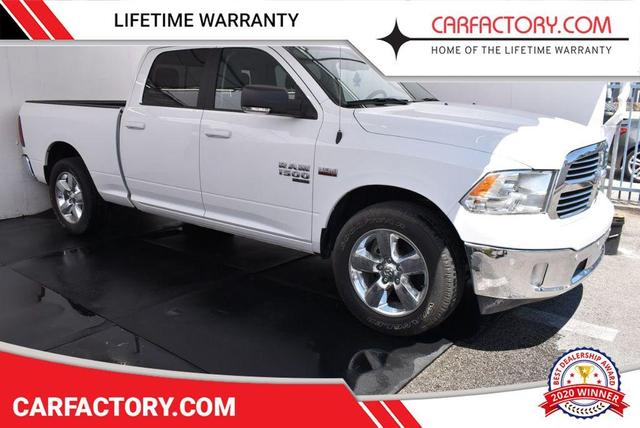 used 2019 Ram 1500 Classic car, priced at $28,721