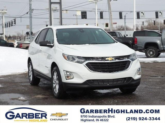 new 2021 Chevrolet Equinox car, priced at $22,544