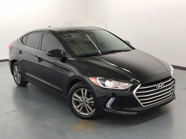 used 2018 Hyundai Elantra car, priced at $16,995