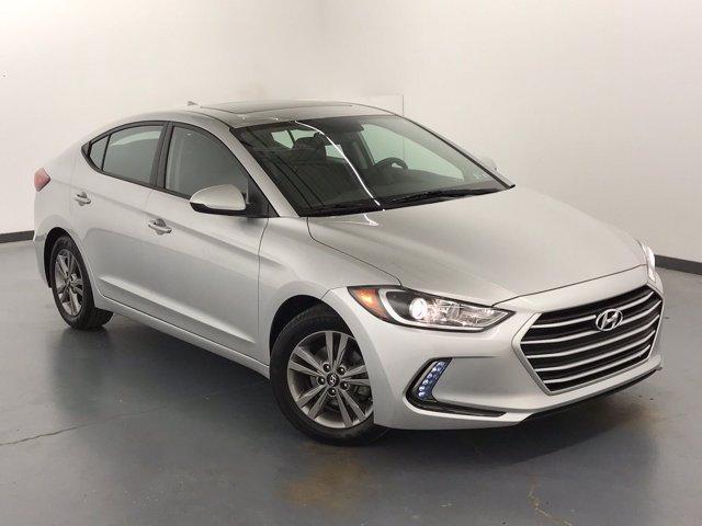 used 2018 Hyundai Elantra car, priced at $17,995