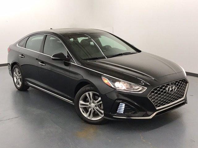 used 2018 Hyundai Sonata car, priced at $20,995