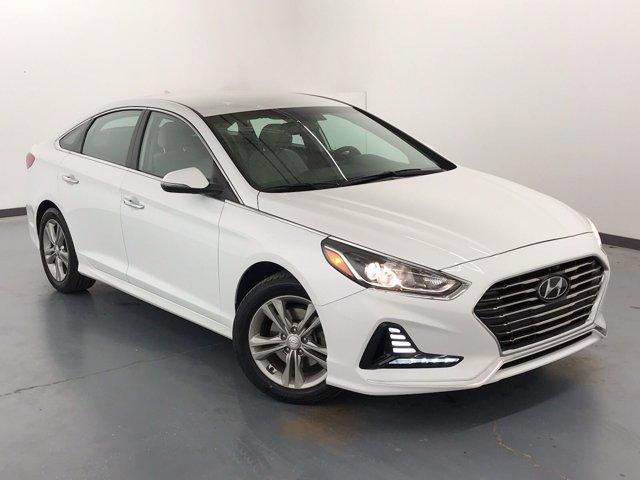 used 2018 Hyundai Sonata car, priced at $17,995
