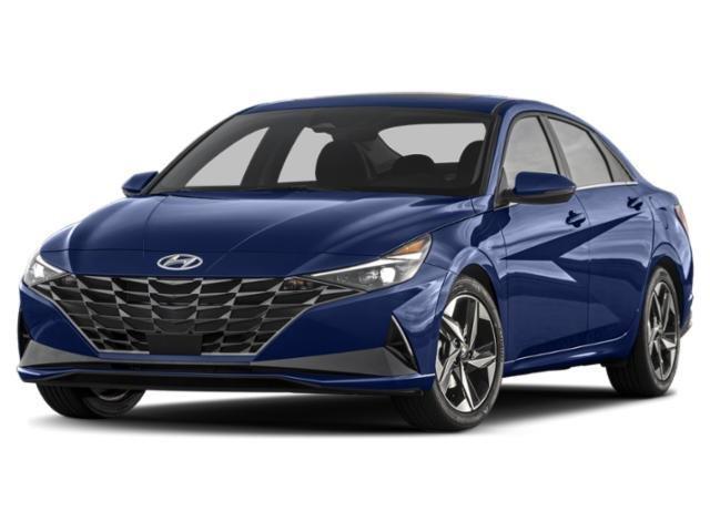 new 2021 Hyundai Elantra car, priced at $25,205