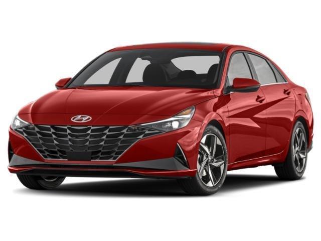 new 2021 Hyundai Elantra car, priced at $22,215