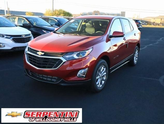 new 2021 Chevrolet Equinox car, priced at $24,554