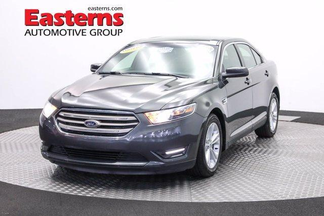 used 2017 Ford Taurus car, priced at $20,950