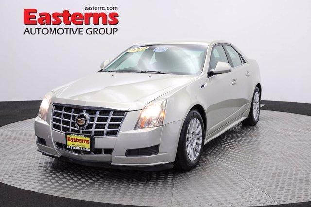 used 2013 Cadillac CTS car, priced at $17,350