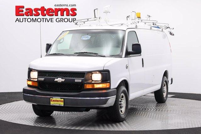 used 2011 Chevrolet Express 2500 car, priced at $20,275