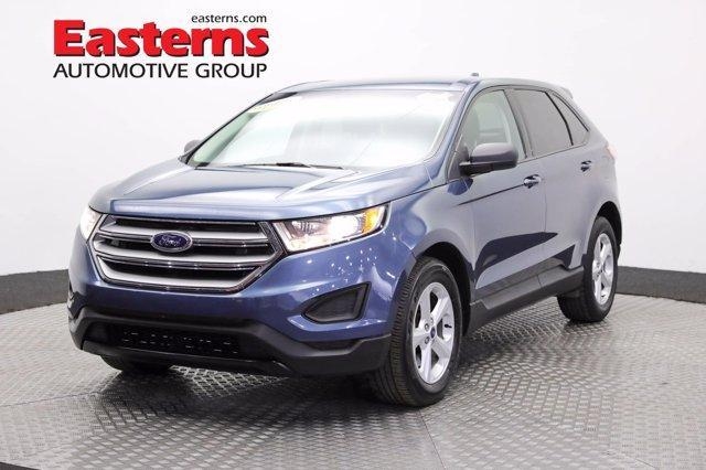 used 2018 Ford Edge car, priced at $21,775