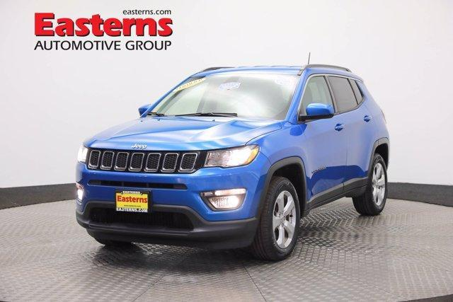used 2018 Jeep Compass car, priced at $19,950