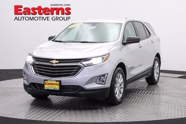 used 2018 Chevrolet Equinox car, priced at $20,490