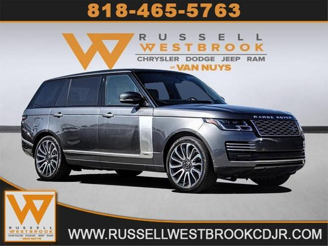 used 2019 Land Rover Range Rover car, priced at $116,500