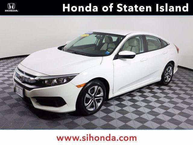 used 2018 Honda Civic car, priced at $16,778