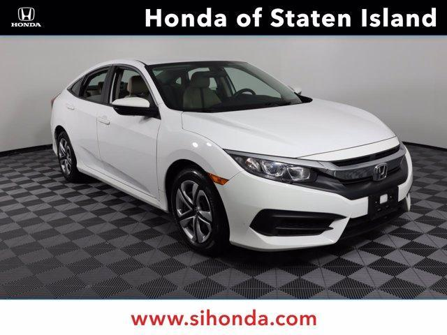 used 2018 Honda Civic car, priced at $17,377