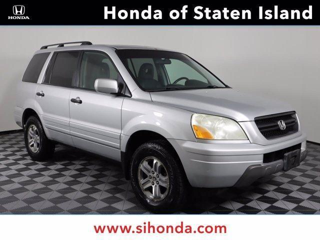 used 2005 Honda Pilot car, priced at $5,910