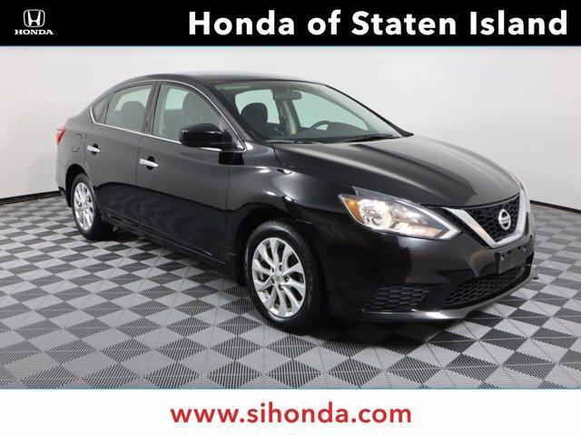 used 2018 Nissan Sentra car, priced at $12,931