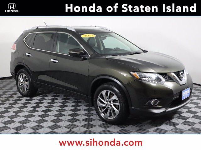 used 2015 Nissan Rogue car, priced at $15,234