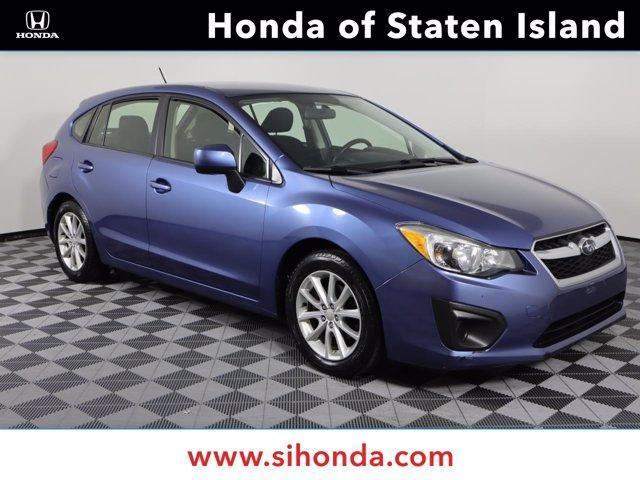 used 2014 Subaru Impreza car, priced at $11,981