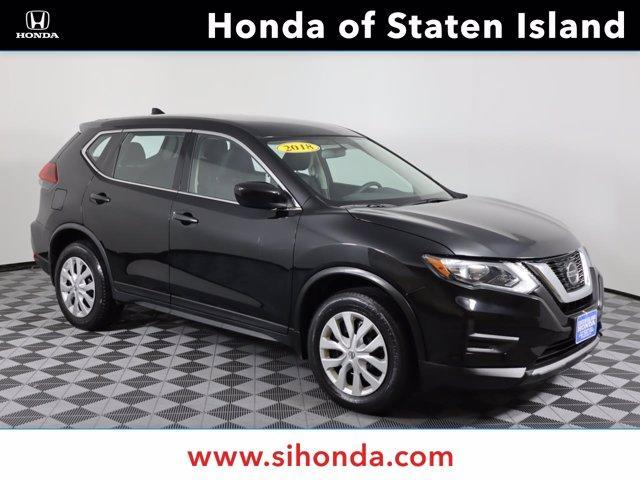 used 2018 Nissan Rogue car, priced at $15,355