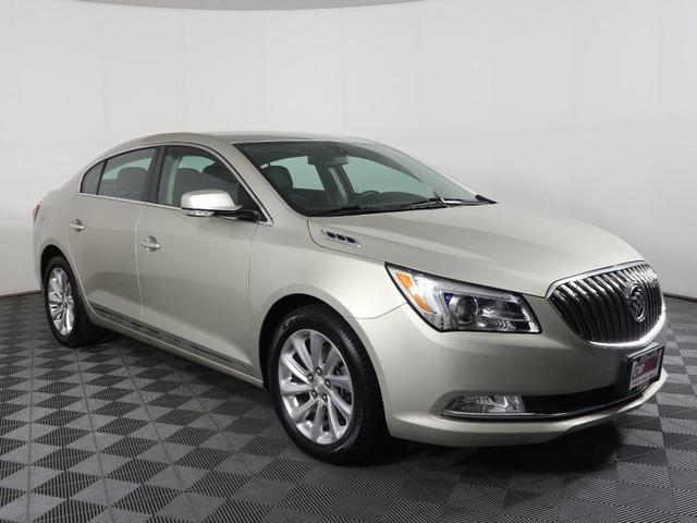 used 2016 Buick LaCrosse car, priced at $19,500