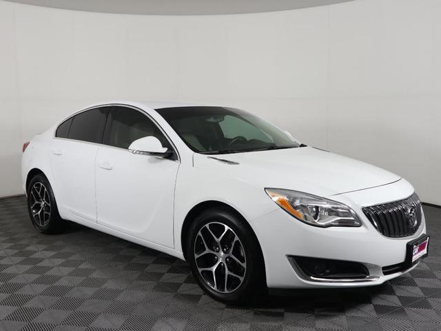 used 2017 Buick Regal car, priced at $18,990