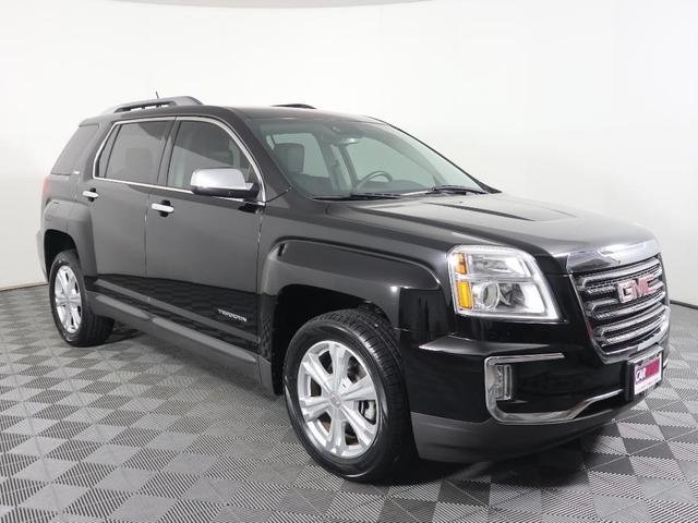 used 2017 GMC Terrain car, priced at $22,725