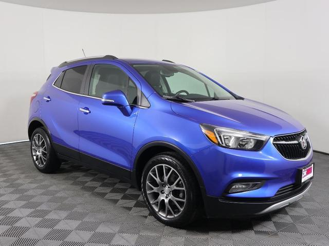 used 2018 Buick Encore car, priced at $20,800