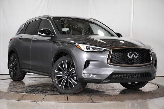 new 2021 INFINITI QX50 car, priced at $47,145