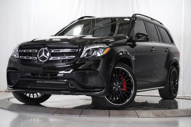 used 2018 Mercedes-Benz AMG GLS 63 car, priced at $78,575
