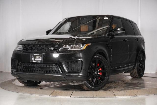used 2018 Land Rover Range Rover Sport car, priced at $66,959