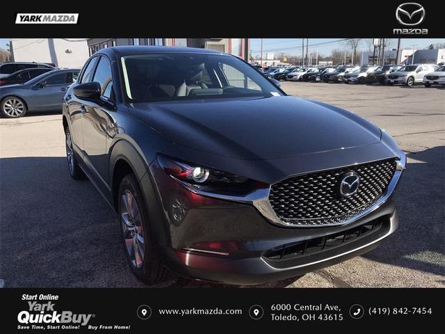 new 2021 Mazda CX-30 car, priced at $26,395