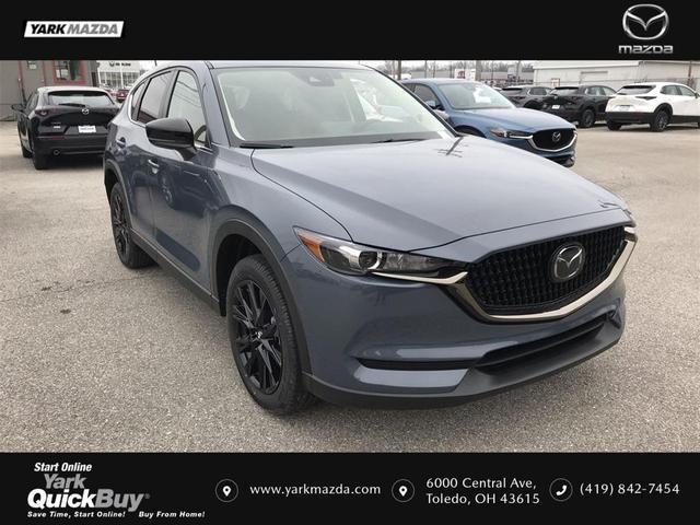 new 2021 Mazda CX-5 car, priced at $29,955