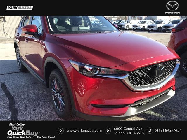 new 2021 Mazda CX-5 car, priced at $28,365
