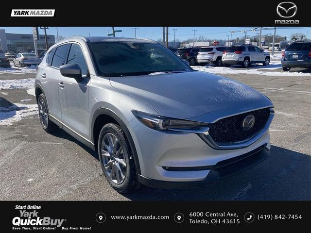 new 2021 Mazda CX-5 car, priced at $33,360