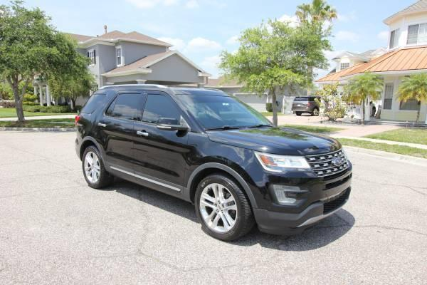 used 2017 Ford Explorer car, priced at $22,995
