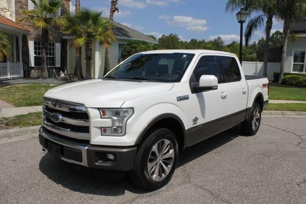 used 2015 Ford F-150 car, priced at $39,995