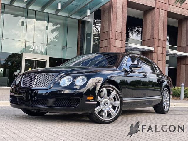 used 2006 Bentley Continental Flying Spur car, priced at $39,995
