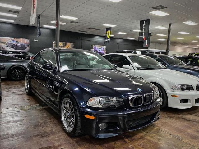 used 2003 BMW M3 car, priced at $39,995