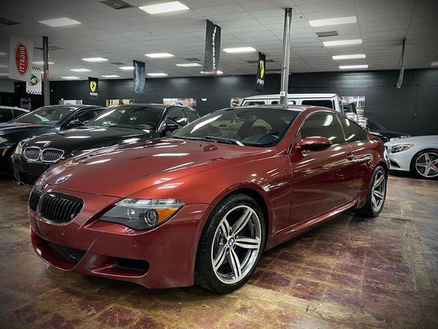 used 2007 BMW M6 car, priced at $19,995