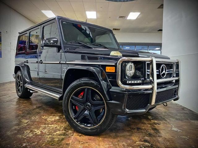 used 2013 Mercedes-Benz G-Class car, priced at $77,995