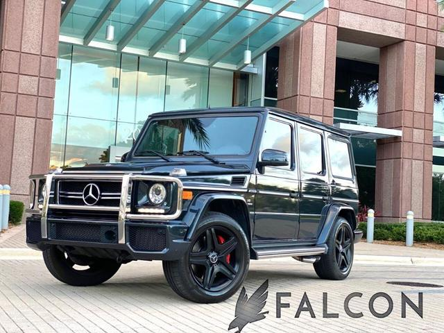 used 2013 Mercedes-Benz G-Class car, priced at $82,995