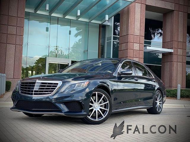 used 2014 Mercedes-Benz S-Class car, priced at $59,995