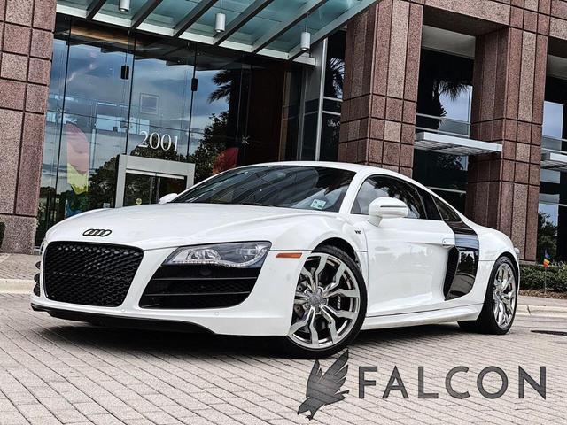used 2011 Audi R8 car, priced at $99,995