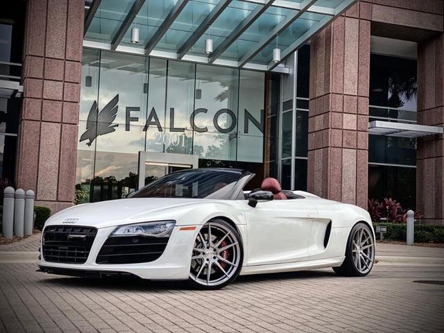 used 2011 Audi R8 car, priced at $79,995