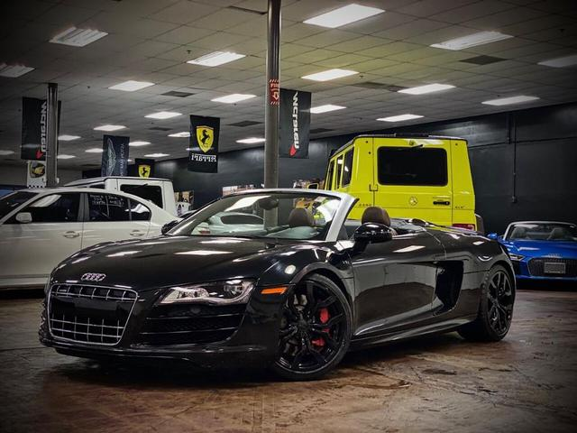 used 2011 Audi R8 car, priced at $84,995