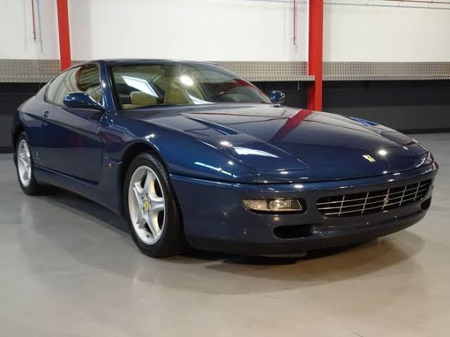 used 1998 Ferrari 456 GT car, priced at $59,995