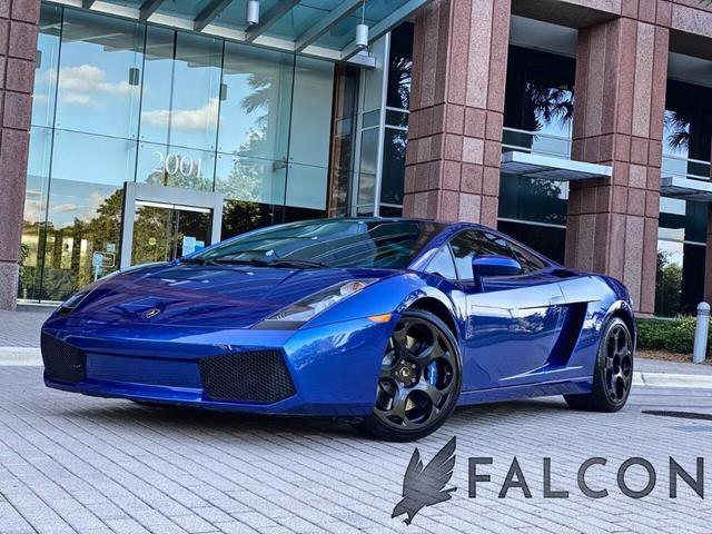 used 2004 Lamborghini Gallardo car, priced at $89,995