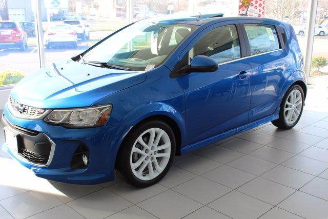 new 2020 Chevrolet Sonic car, priced at $20,986